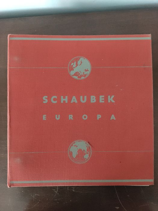 Europe 1860/1950 - Collection of various countries with a lot of material