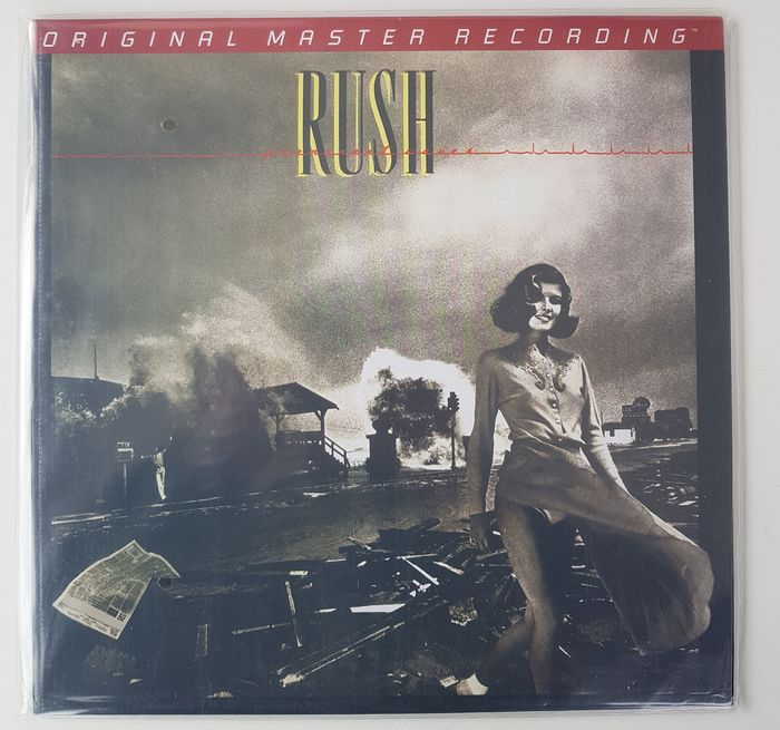 Rush - Permanent Waves [Mobile Fidelity Sound Lab – MFSL 1-302] - LP Album - 2008/2008