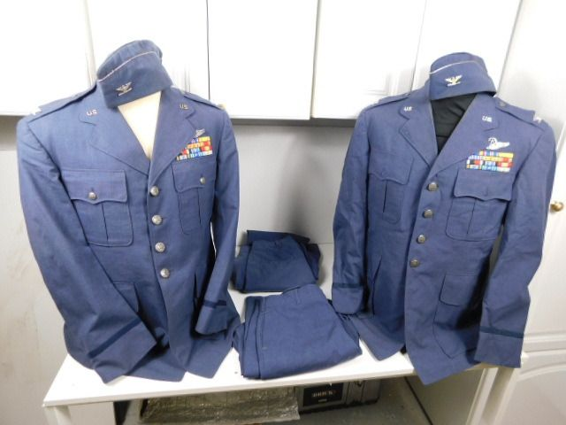 United States - Air Force - Uniform, colonel - 1961