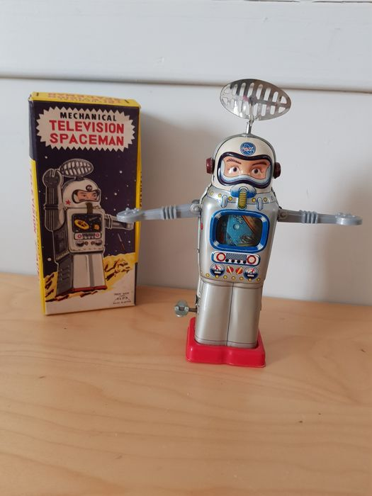 Alps - Robot Television Spaceman - 1950-1959 - Japan