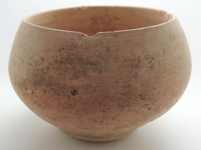Indus Valley Terracotta Larger Bowl - 70×95×95 mm