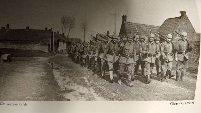 Germany - Book, Between Arras and Peronne-311 photos area Cambrai Bapaume, Beaucort, Flers, Velu Ligny - 1916