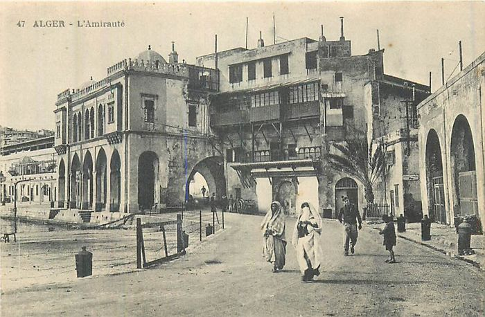 Algeria - Cities, Landscapes, scenes of life ... - Postcards (Collection of 60) - 1900-1930