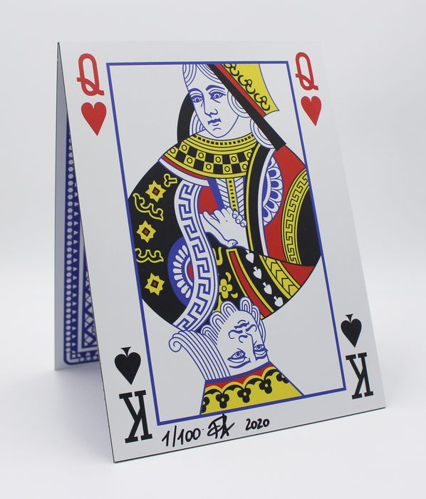 Alessandro Padovan - The Castle of Cards: The Deal (Small)