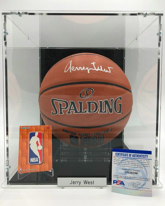 Los Angeles Lakers - NBA Basketball - Jerry West - Basketball