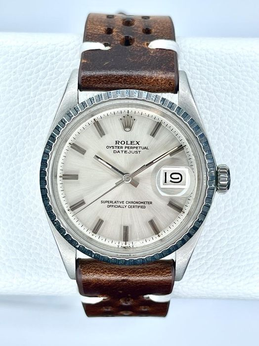Rolex - Oyster Perpetual Datejust - 1603 - Uomo - 1960-1969