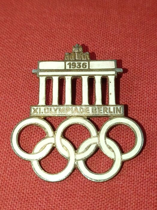 Olympic Games Berlin 1936 - Olympic Games - 1936 - Pin