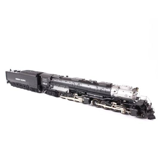 "Märklin H0 - 37991 - Dampflokomotive mit Tender - Serie 4000 ""Big Boy"", Insider-Modell - Union Pacific Railroad"