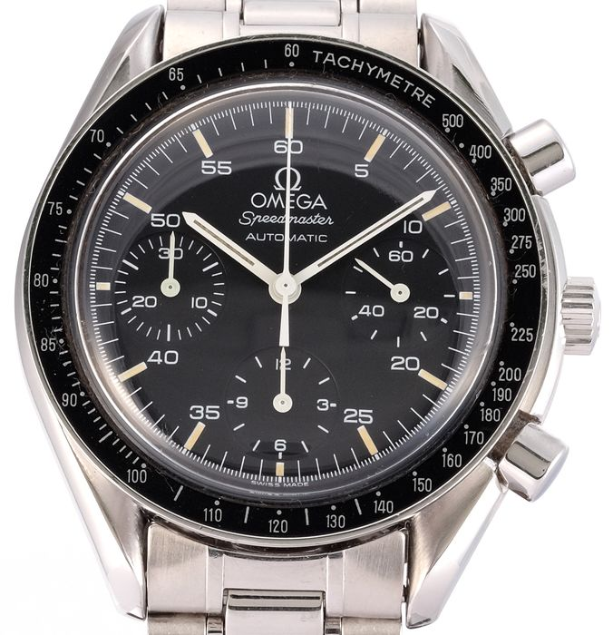 Omega - Omega Speedmaster Reduced - 3510.50.00 - Unisex - 2000-2010