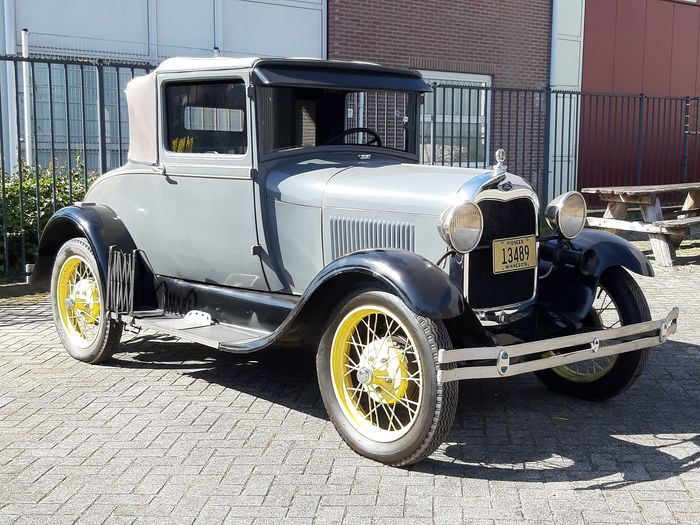 Ford - Model A - 1929
