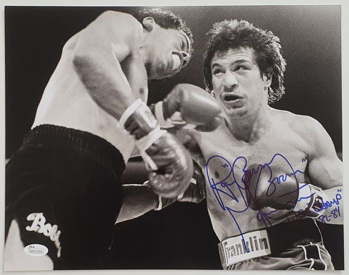 Boxing - Ray Mancini - Picture