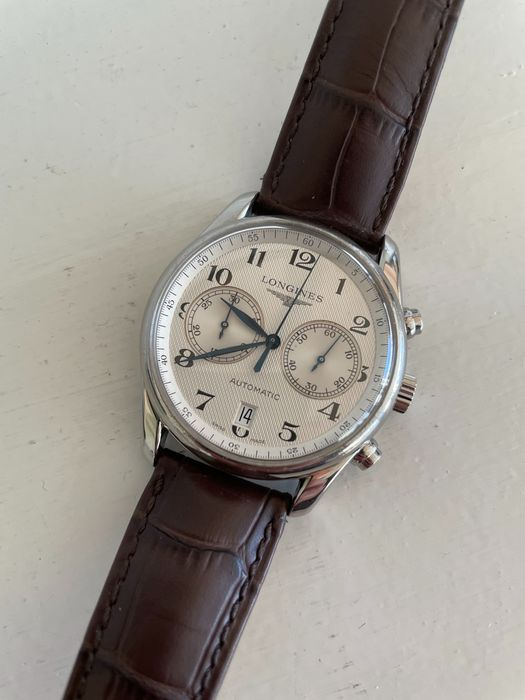 "Longines - Master collection Chronograph ""NO RESERVE PRICE"" - Hombre - 2000 - 2010"