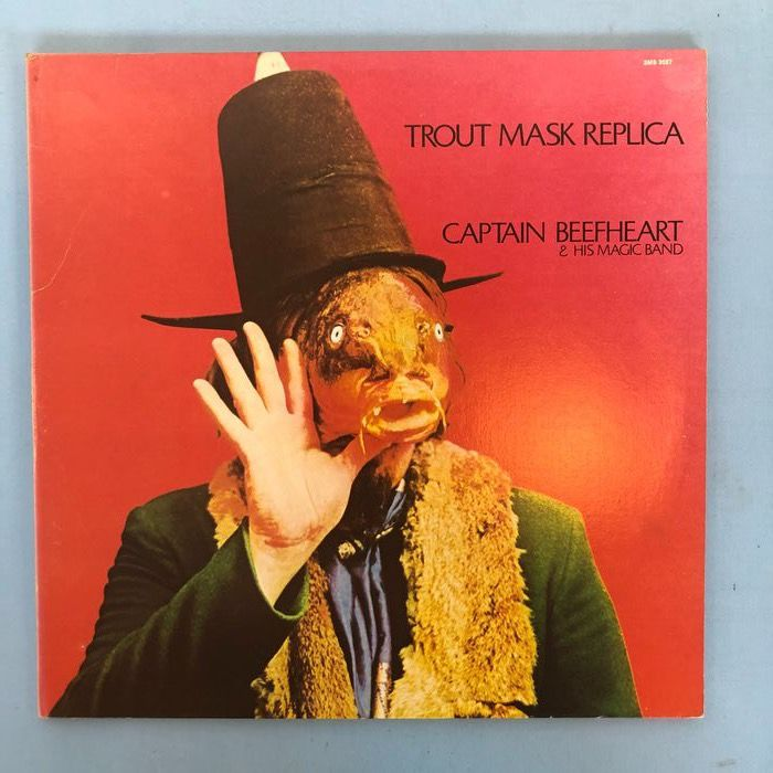 Captain Beefheart - Trout Mask Replica [Canadian Pressing] - 2xLP Album (double album) - 1977/1977