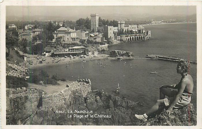 France - Department 06 - Alpes-Maritimes - Postcards (Collection of 80) - 1950-1960