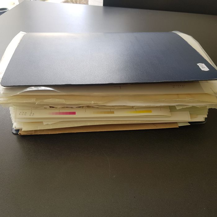 World 1960/2011 - A lot of China, large batch of mainly MNH sheets and sheet parts in folder