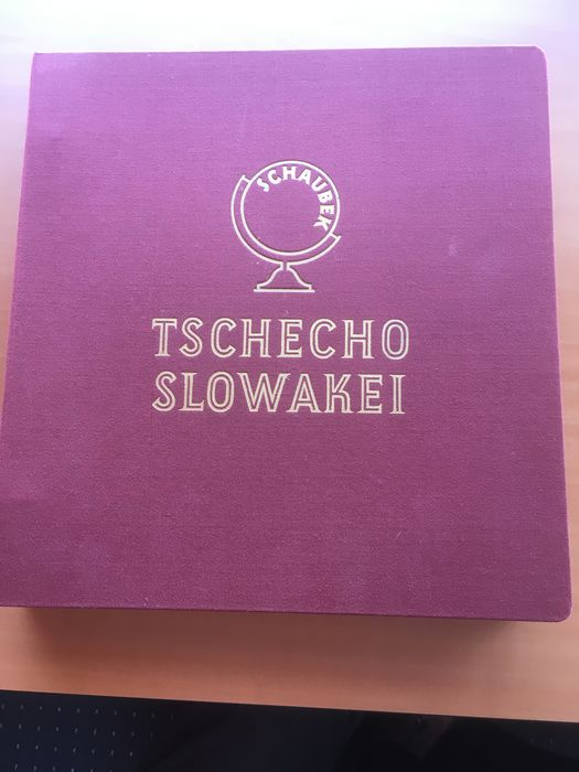 Tschechoslowakei 1918/1969 - Largely complete collection of stamps from Czechoslovakia from 1918 to 1969 - Michel