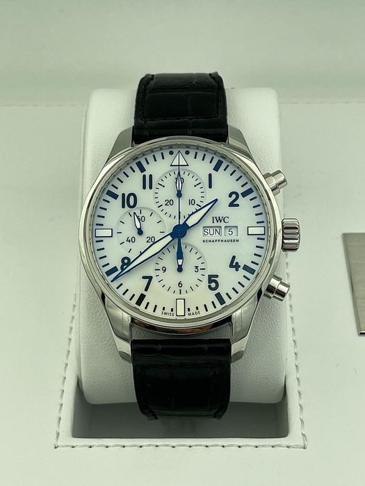 IWC - Pilot's Chronograph 150 Years Limited Edition - IW377725 - Hombre - 2011 - actualidad