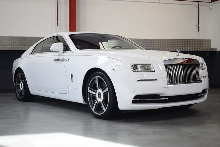 Rolls-Royce - Wraith 'Sunroof' Coupe 6,6L V12 - NO RESERVE - 2014