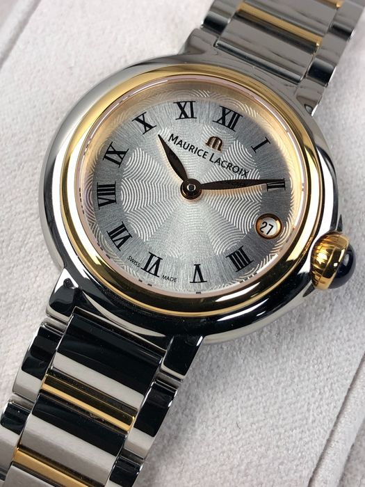 """Maurice Lacroix - Fiaba Two Tone """"NO RESERVE PRICE"""" - FA1003-PVP13-110-1 - Mujer - 2011 - actualidad"""
