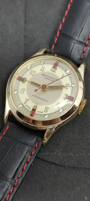 Berco special - Jeweled dial - Uomo - 1901-1949