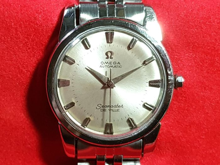 Omega - Seamaster - De Ville - Automatic - Cal 552 - 165009 - 36 mm - Swiss Made - Unisex - 1960-1969