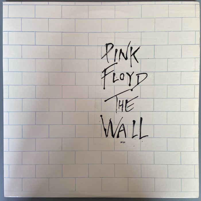 Pink Floyd - The Wall [For Military Sale Only] - 2xLP Album (dubbel album) - 1979