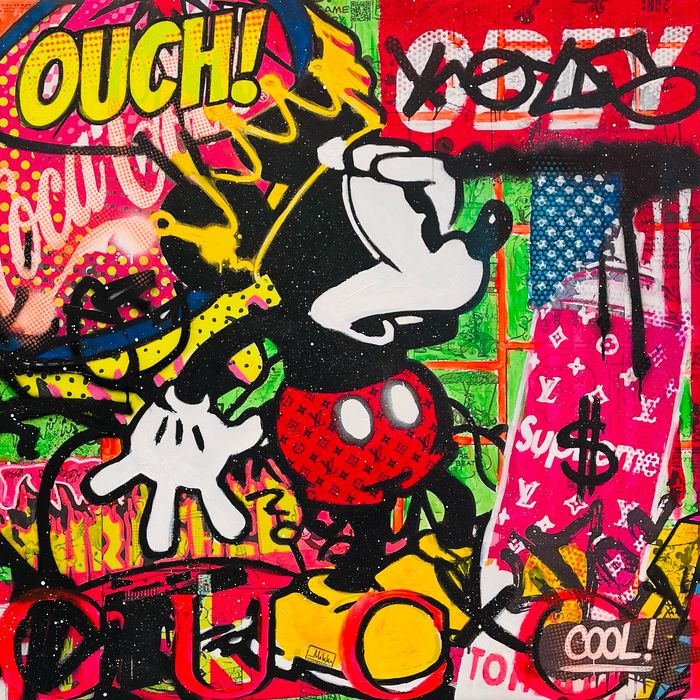 Mikko - Mickey Mouse Surprised
