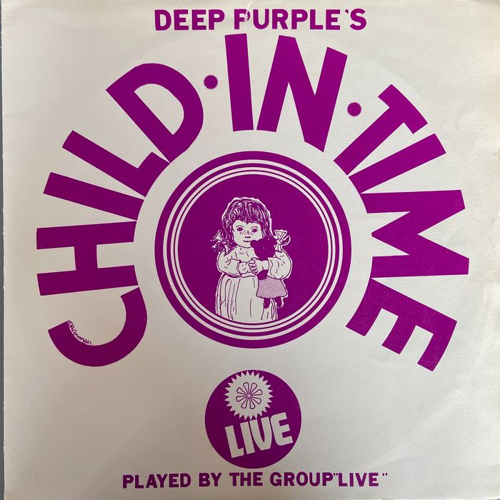 Pugh's Place, Children Of Jubal & Rick And Dave - Deep Purple's Child In Time (live) - LP Album - 1972