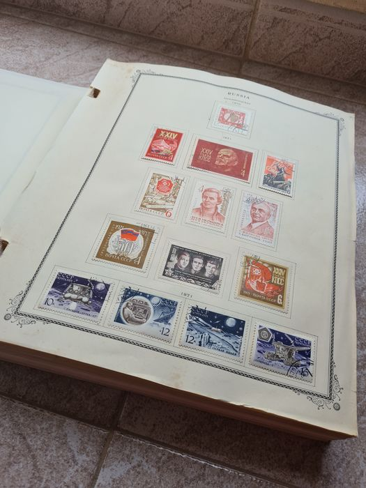Sowjetunion 1970/1991 - Soviet Union 1970-1991 collection. With semipostals, airmail & B.O.B (part 2) - Scott