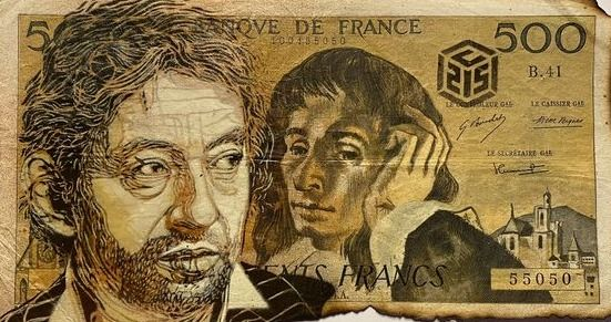 """C215 (Christian Guemy) - """"Gainsbourg"""""""
