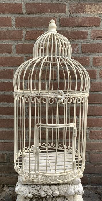 Large Victorian style iron bird cage | Home Decoration | Garden Decoration - Iron (cast/wrought) - recent