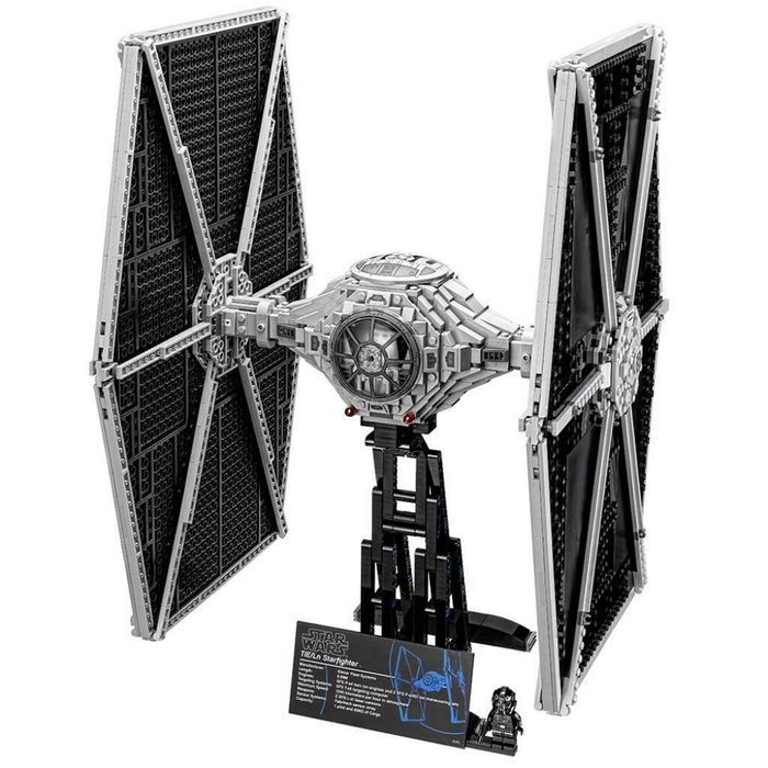 LEGO - Star Wars - 75095 - Ruimteschip TIE Fighter - 2000-present