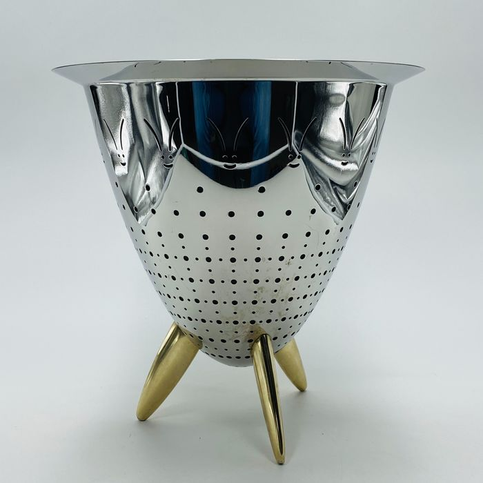 Philippe Starck - Alessi - Vase / Colander / Cooler - Max le Chinois