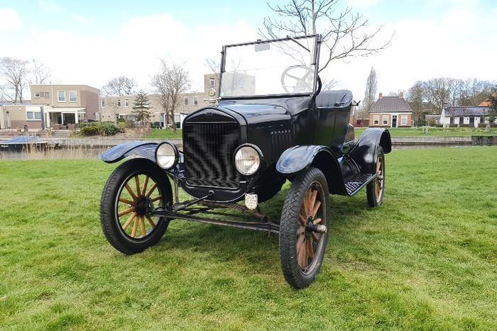 Ford USA - MODEL T - 1924