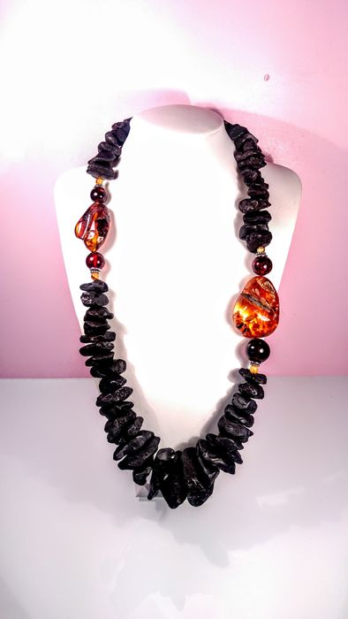 Baltic Amber - Collier
