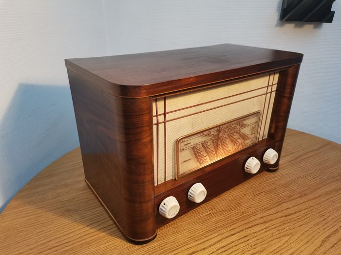 B&O - MINI 508 in serviced and carefully restored condition - Radio Tube