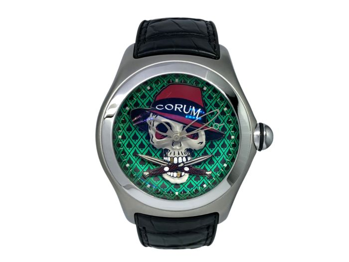 Corum - Bubble Gangster Collector Series Limited Edition - 08.0001 - Unisex - 2011-presente