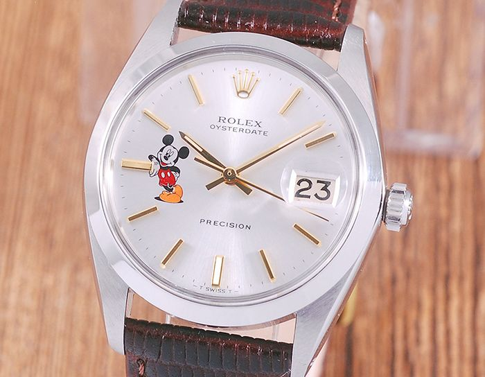 Rolex - Oyster Date Precision - 6694 - Homme - 1960-1969