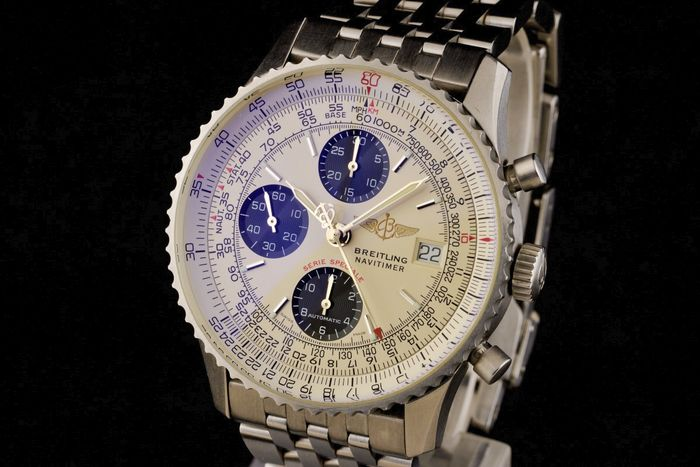 Breitling - Navitimer Fighter Chronograph Serie Speciale - A13330 - Heren - 2000-2010