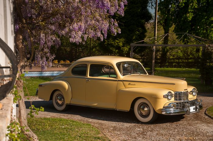 Lincoln - Club Coupe - 1947