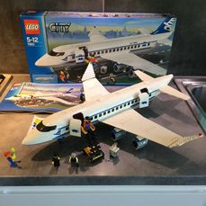 LEGO - City - 7893 - Passagerfly