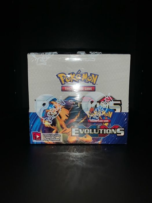 The Pokémon Company - Booster Box *MINT* Factory Sealed XY Evolutions Booster Box