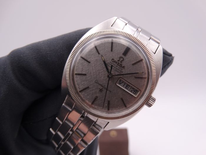 Omega - Constellation Day Date Rare Dial - 168.029 - Unisex - 1970-1979