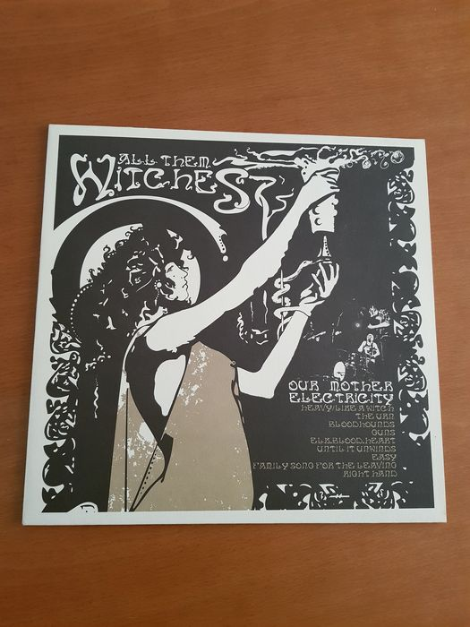 All Them Witches - Our Mother Elektricity - LP Album - 2013