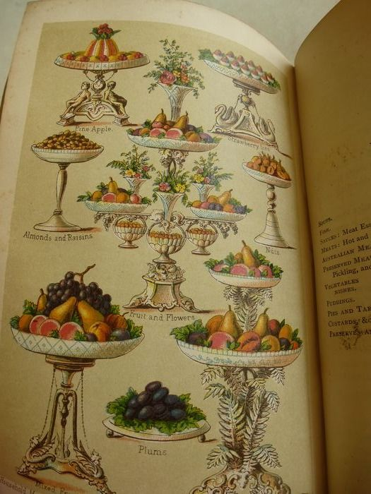 Mrs Isabella Beeton - The book of household management - 1880