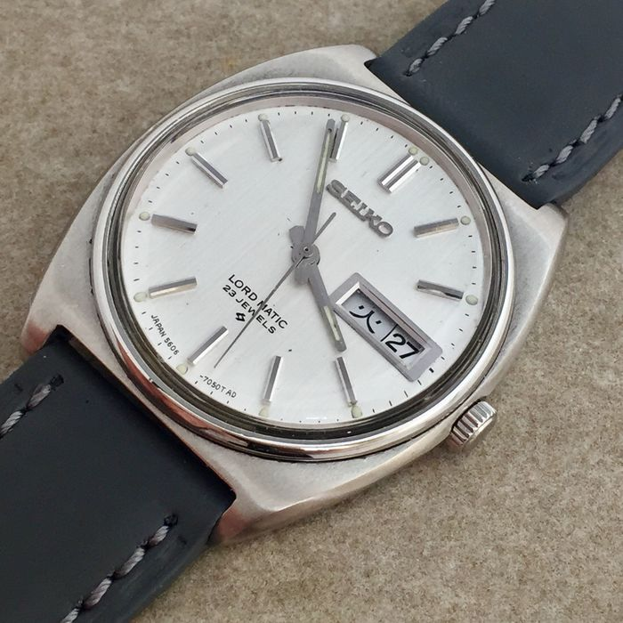Seiko - Lord Matic - 5606-7050 - Homme - 1960-1969