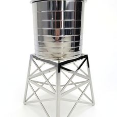 Daniel Libeskind - Alessi - All-purpose Container - Water Tower