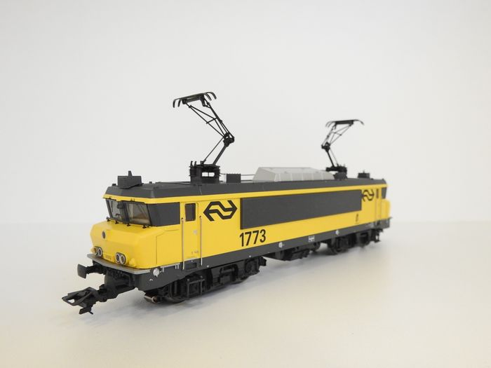 """Märklin H0 - 37269 - Electric locomotive - 1773 with the coat of arms """"Enkhuizen"""" - NS"""