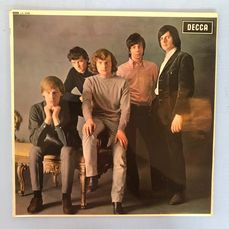 "Them - The "" Angry "" young Them - Album LP - 1969/1969"