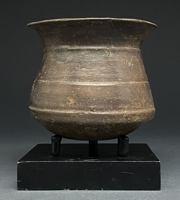 Iron Age Burnished Terracotta Cup
